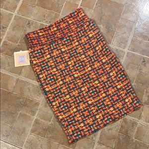 LuLaRoe Skirts - NWT LuLaRoe Cassie skirt size women's extra small